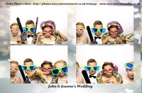 John & Joanne's Wedding @ Ye Old Plough, Brentwood, Essex, 4th June 2016.