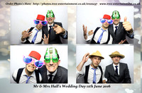 Mr & Mrs Halls Wedding Day @Hungarian Hall, Suffolk, 11th June 2016.