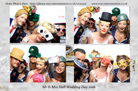 Mr & Mrs Hall, @ The Old Rectory, Brentwood, Essex  - 6th August 2016