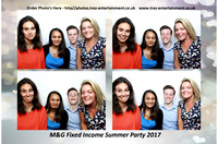 M&G Fixed Income Summer Party-Bishopsgate, London, 29/6/2017.