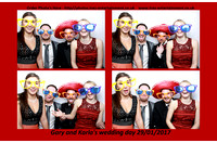 Gary and Karla's Wedding Reid Rooms, Chelmsford, Essex, 29-Jan-2017
