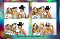 Stephanie's 21st - Brentwood, Essex, 3rd December 2016.