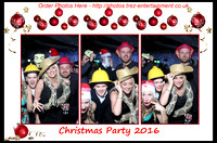 CNE Christmas Party 15/12/2016 @ De vere Theobalds Park.