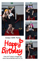 Carly's 30th @Ashwells, Brentwood, Essex, 11th March 2017.