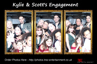 Kylie & Scott's Engagement Party @ Rainham Working Mens Club  12-Nov-16