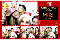 M&S Christmas Party  - Sway Bar London, 30th November 2016.