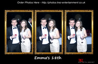 Emma'a 18th Bithday Party - Bexley, Kent. 21/01/2017
