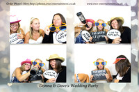 Donna & Dave's Wedding Party, Hemel Hempstead, Herts.