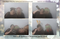 Vertical Systems Christmas Party 2016 - The Gun,Basildon. 08-09-2016.
