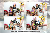 Jamie and Josie's Wedding Maidstone, Kent, 6th August 2016.