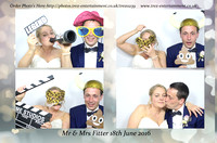 Mr & Mrs Fitter - Barking, Essex, 18th Jun 2016.