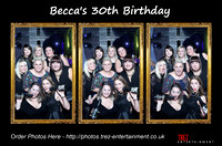 Becca's 30th- Orsett Hall, Essex, 5th November 2016.