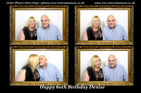 Denise 60th Birthday - Metro Gas ASA London - 4-Feb-17
