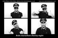 Rob's Charity Night, Basildon- 25th March 2017.