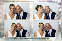 Lynda & Alan - Colchester, Essex 27th August 2016.