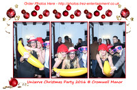 Uniserve Christmas Party- Cromwell Manor, Basildon, Essex,  17th Dec 2016.
