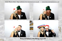 Stacy & Dylan's Wedding - The Thurrock Hotel, Essex, 3rd December 2016.